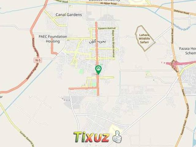 Sale A Residential Plot In Lahore Prime Location