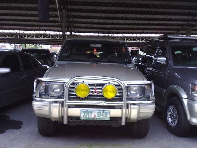 Sale ! Just Now ! Mitsubishi Pajero 2003 Exceed 4x4 Japan A/t – 299t Neg