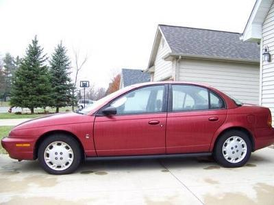 97 Saturn Sl Great Gas Saver 1500 Firm Cars