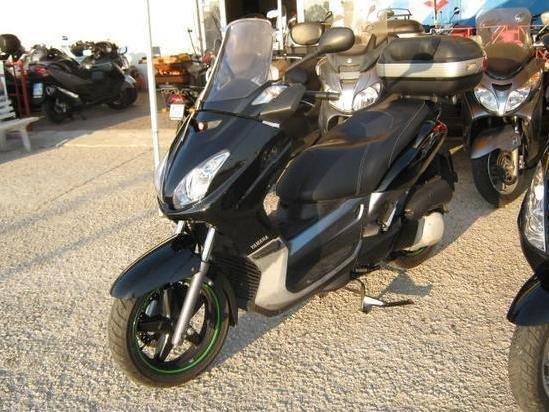 Scooter yamaha x max 250 lusso