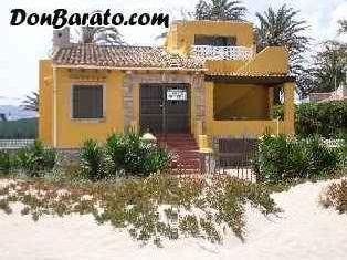 Chalet 1lin Acceso Directo Playa Cullera Marenyet