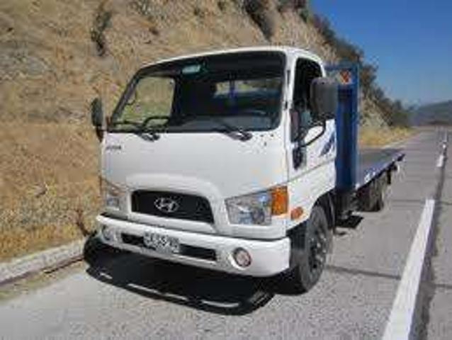 Se Arrienda Camion Hyunday 5000 Kg Año 2010