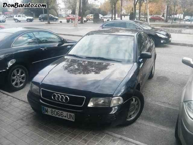 Se vende audi a4 1 8 turbo