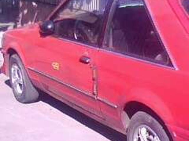 Se Vende Auto Ford Escort Del 89 1.6