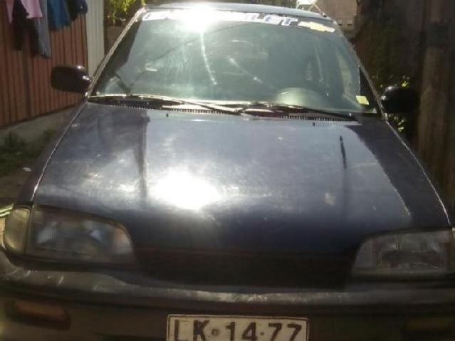 Se Vende Automovil Chevrolet Sprint 94 1.0