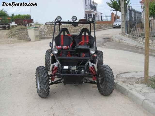 Se Vende Buggy Kind Road Ciclone 650 Cc.impecable
