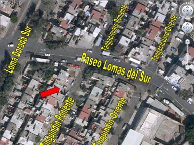 Se Vende Casa Interes Social / Col. Loma Dorada Derechos Adjudicacion / Ocupada