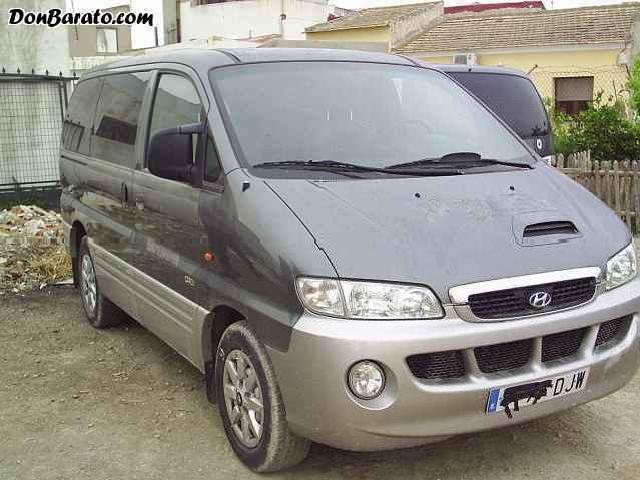 Se vende hyunday h1 140cv full equip