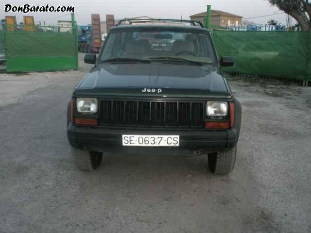 Se Vende Jeep Cheroki 2.5 Turbo Diesel