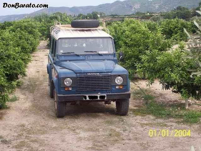 Se Vende Land Rover Santana 2500 Dl