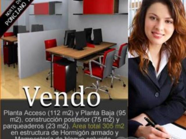 Se Vende Oficina Y Bodega Sector Ponciano Alto Oficina En Venta En Quito Ponciano Alto