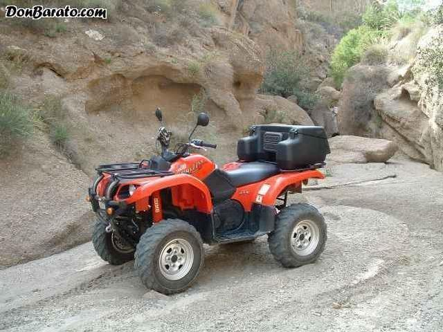 Se Vende Oportunidad Atv <strong>Yamaha</strong> <strong>Grizzly</strong> <strong>660</strong>