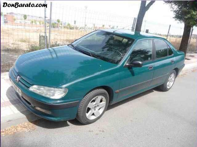 Se Vende <strong>Peugeot</strong> <strong>406</strong> Año 97