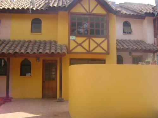 Se Vende Preciosa Casa En Condominio San Jorge En Los Andes