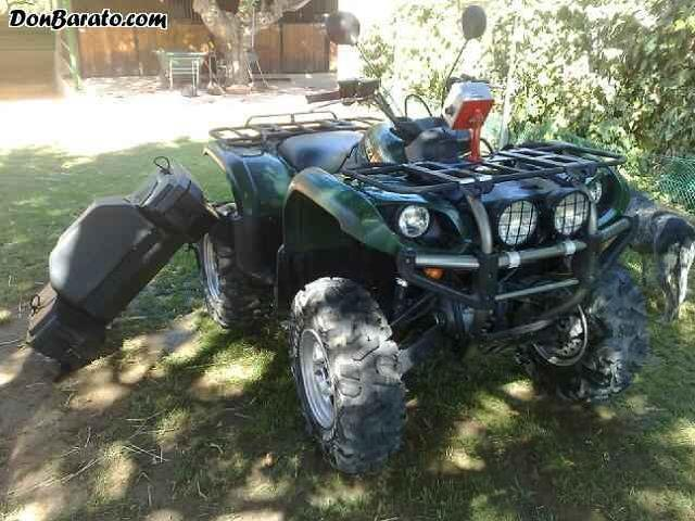 Se Vende Quad Atv <strong>Yamaha</strong> <strong>Grizzly</strong> 660, Año 2004