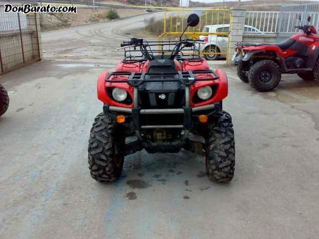 Se Vende <strong>Yamaha</strong> <strong>Grizzly</strong> <strong>660</strong>