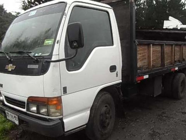Se vente camion 3 4 chevrolet nkr 2002
