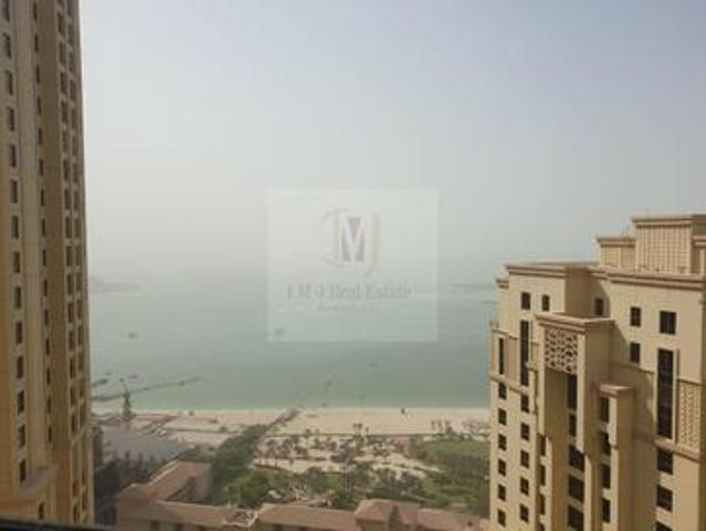 Sea View | Vacant 2br Apartment | High Floor