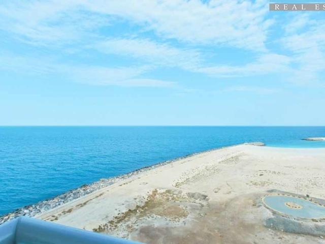 Sea View | Furnished Apartment | Tenanted 9% Gross Roi