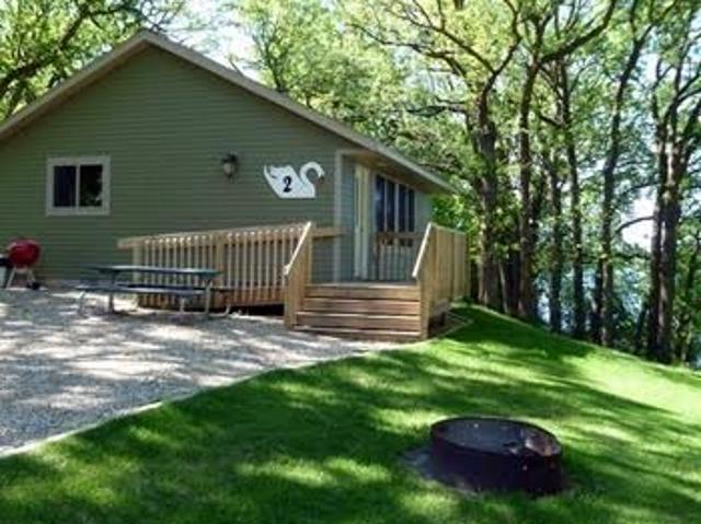 Seasonal And Overnight Camping With 5 Cabins For Sale In Fergu