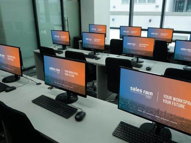 Seat Leasing Space In Bgc, Taguig City For Rent