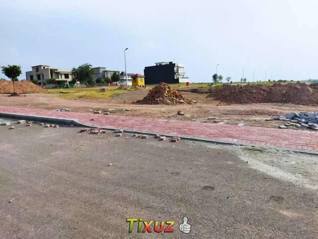 Sector C2 30x65 Plot For Sale Bahria Enclave Islamabad
