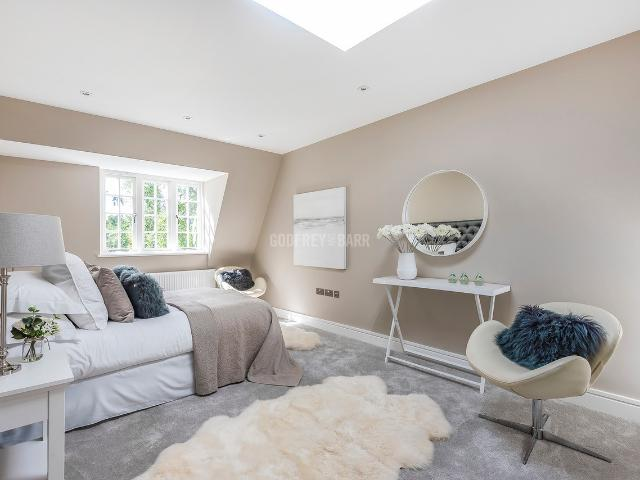 Semi 3 Bedroom House For Sale In Bute Mews, Hampstead Garden Suburb On Boomin