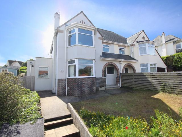 Semi 4 Bedroom House For Sale In Clennon Rise, Paignton On Boomin