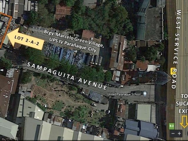 Semi Commercial House And Lot In Ups Iv Parañaque