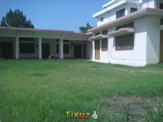 Semi Commercial House For Sale At Most Valuable Location