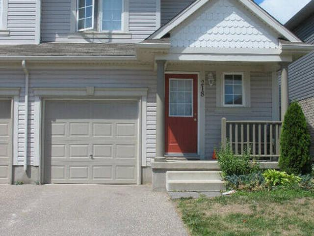 Awe Inspiring Semi Detached Home For Rent In Kitchener Download Free Architecture Designs Scobabritishbridgeorg