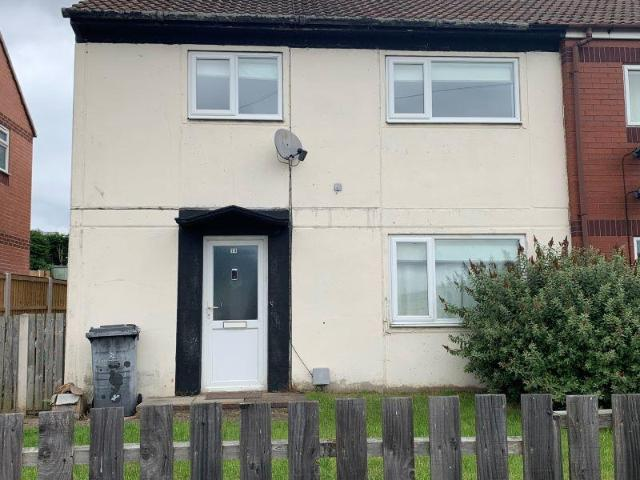 Semi Detached In 73 Welland Crescent, Elsecar, Barnsley, South Yorkshire, S74 8ae