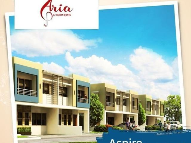 Serra Monte Lot 5,113 Sqm, Brahms Duplex, Towhouse For Sale At Cainta, Rizal