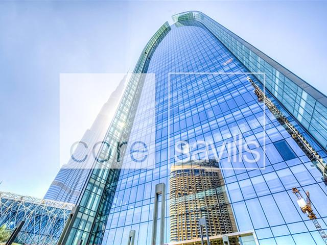 Shell And Core Office For Sale In Downtown Burj Dubai Aed 10,922,040