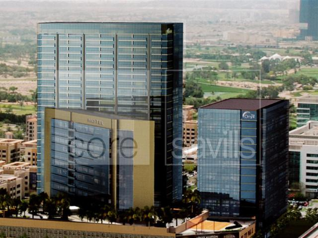Shell And Core Office For Sale In Sheikh Zayed Road Aed 3,755,204