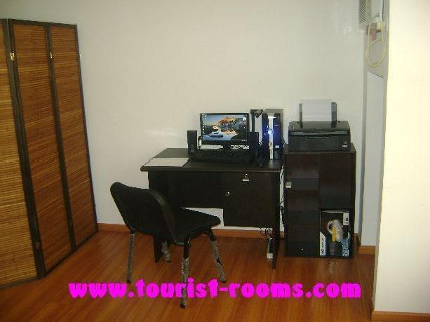 Short Stay Furnished Ermita Malate Condo Apt Beside Robinsons Shopping Mall