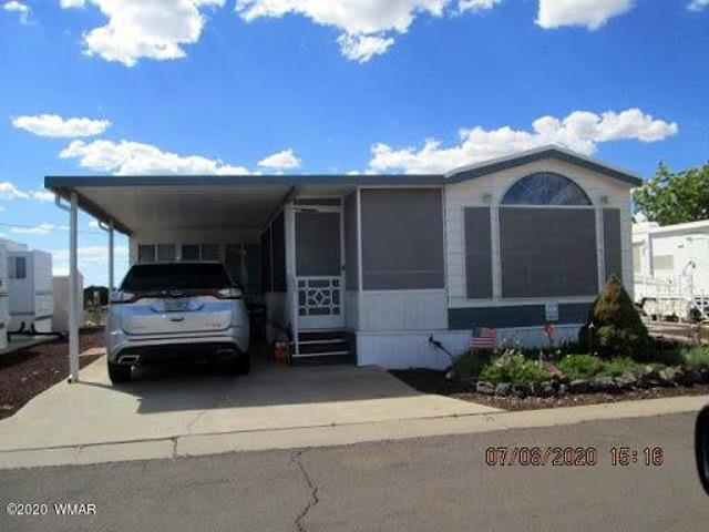 Show Low One Br One Ba, Amenities Galore. Active Adult Community