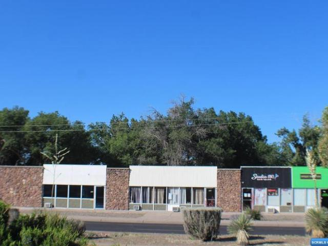Silver City, Commercial Building On Highway 180 W Close To