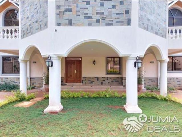 Simplicity In Every Element, A Five Bedroom Town House In Lower Kabete