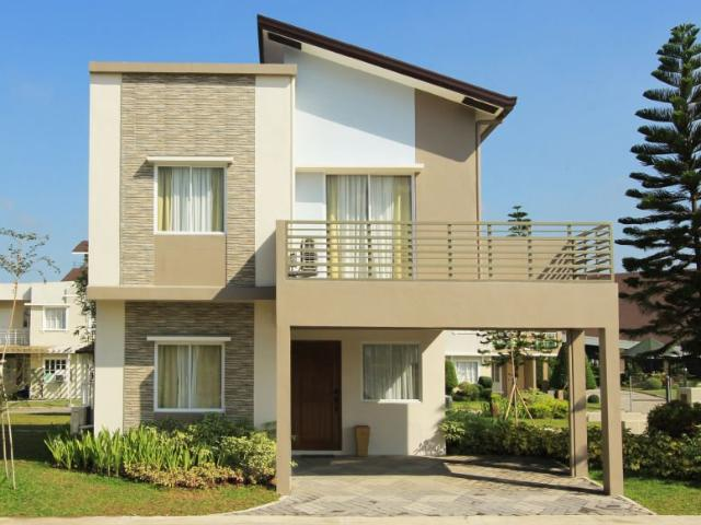 Single Attached House And Lot In Lancaster New City Cavite