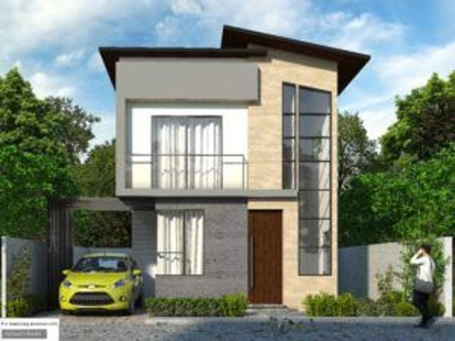 Single Detached House And Lot For Sale In Sierra Points Minglanilla Cebu