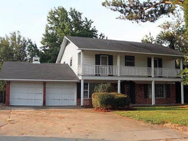 Single Family Home In Fort Smith From Hud Foreclosed