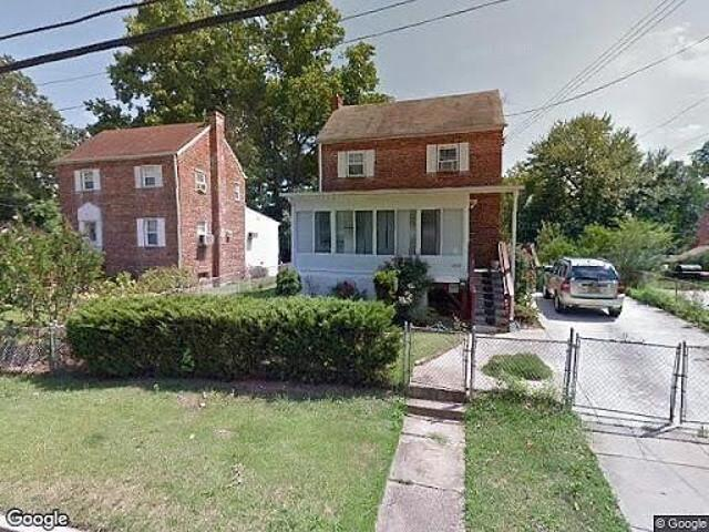 Single Family Home In Hyattsville From Hud Foreclosed