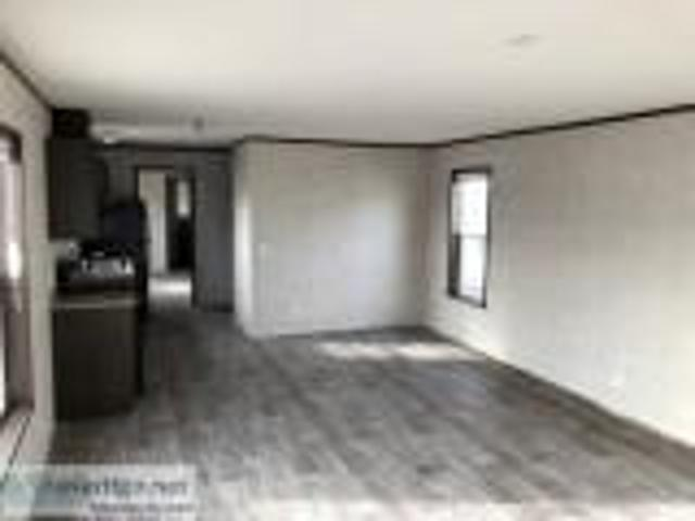 Single New Manufactured Home Ready