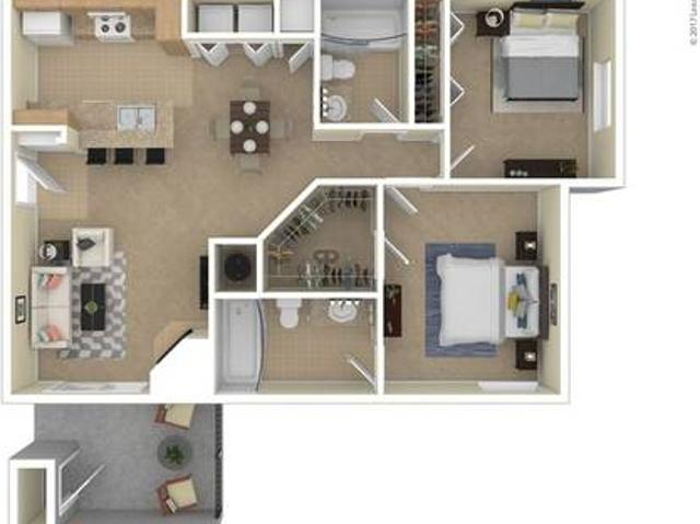 Small 2 Bedroom 2 Bathroom Coming Available In The Heart Of Raleigh Raleigh