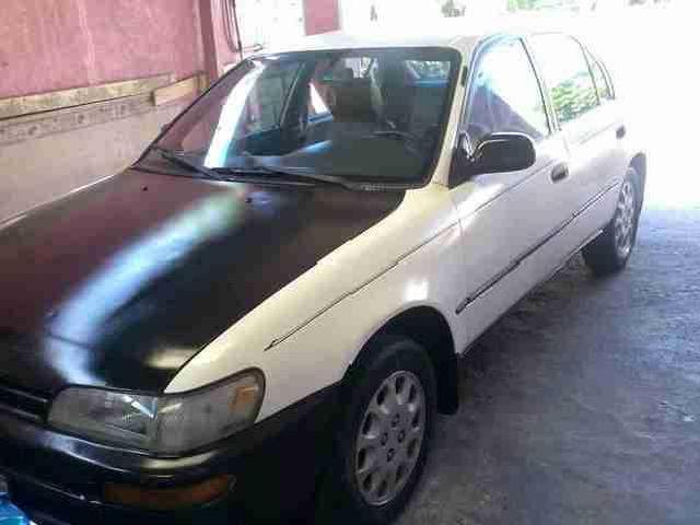 Sold* '93 Corolla Xe Or Swap With Tamaraw Fx Gl