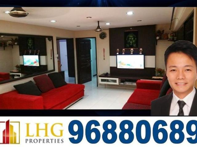 Sold * Sale: 4a Hdb ★ 194 Rivervale Dr. In Rivervale Drive, Northeast Singapore For Sale