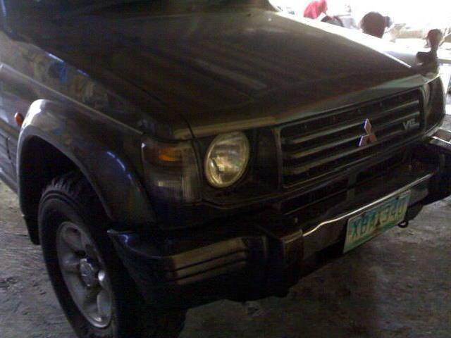 Sold sold sold mitsubishi pajero 3 door 2000 model subic sold sold