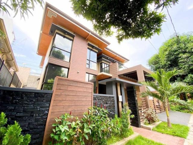 Sophisticated Warm Modern House And Lot For Sale In Quezon City