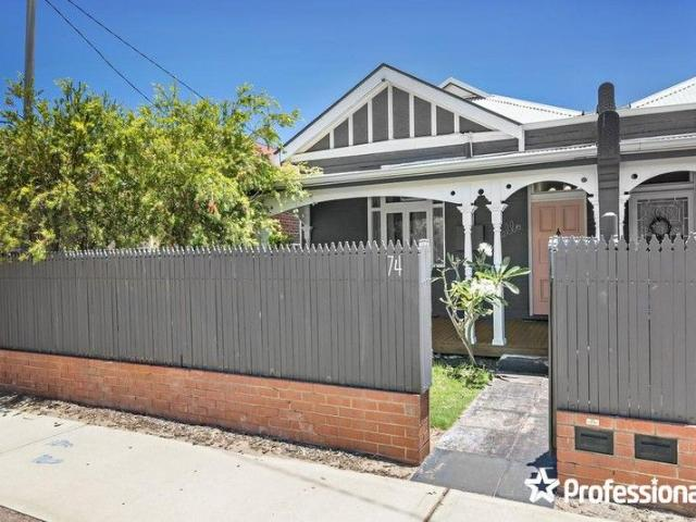 Sought After Inner City Character Terrace